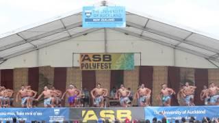 St Pauls Samoan Group - Sasa X Faataupati - Polyfest 2014
