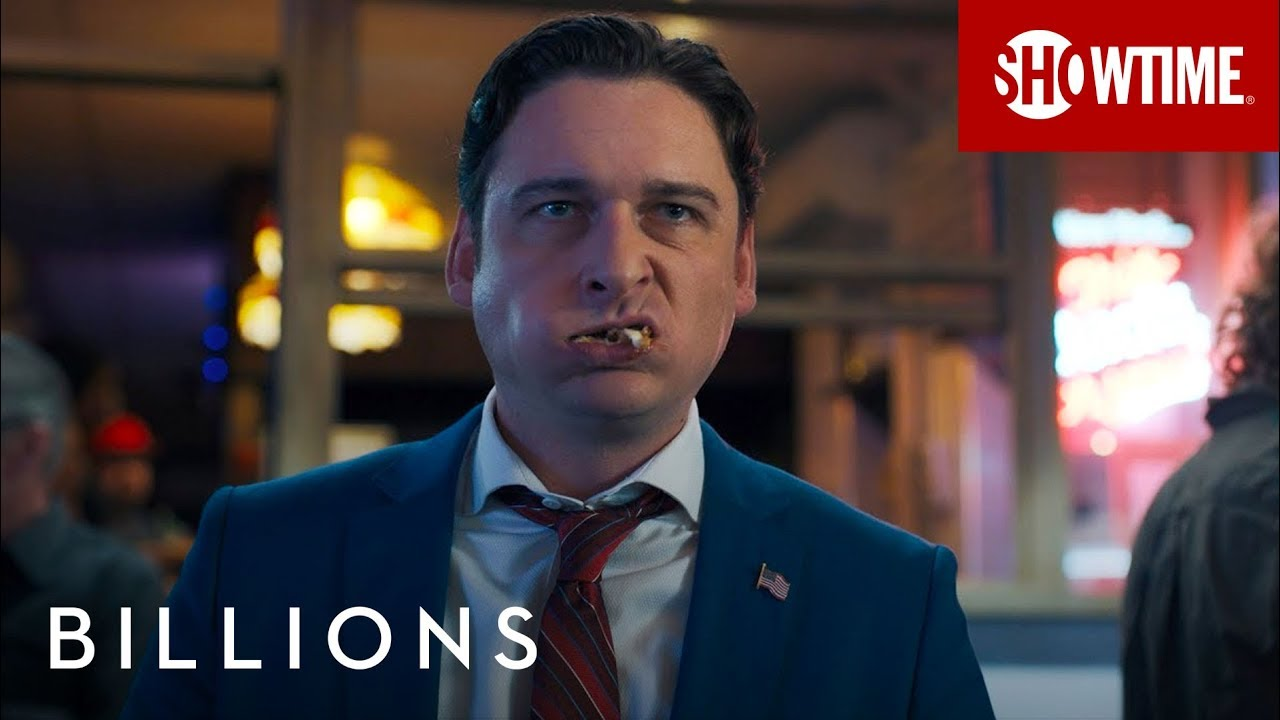 Download 'I Give You Your Next Attorney General, Chuck Rhoades' Ep. 2 Official Clip | Billions | Season 4