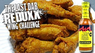 THE LAST DAB REDUXX WING CHALLENGE w/ QUAD DAB FINAL WING!