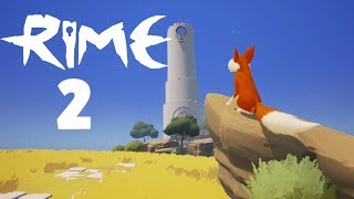 Magic Echo Towers - Rime Game Xbox One Gameplay - Part 2