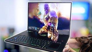 TIENE PODER INFINITO!!!!!!! El PC portatil más fino y potente que existe