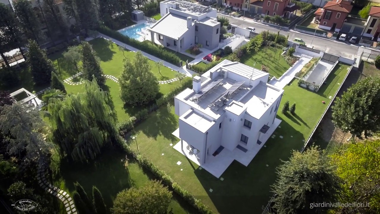 Giardini privati giardini for Giardini ville moderne
