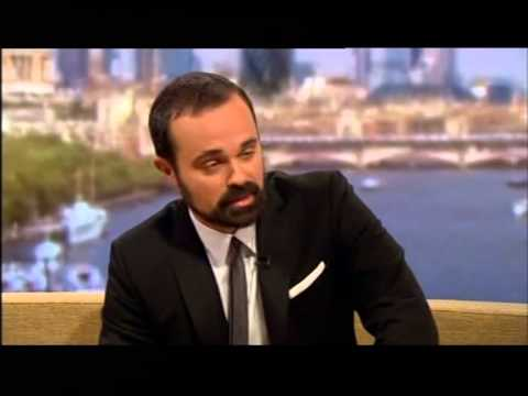 Evgeny Lebedev - Owner of London Live and London Evening Standard