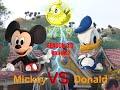 Disney Infinity Games - Season 3.0: Donald vs. Mickey