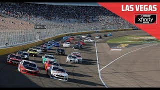 Full Xfinity Race: Rhino Pro Truck Outfitters 300 | NASCAR at Las Vegas Motor Speedway