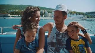 видео Отель Надежда SPA & Морской рай в Геленджике | Гостиница Надежда | Курортный комплекс Надежда | Отзывы, фото, цены