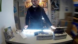 видео Что собой представляют люминесцентные светильники