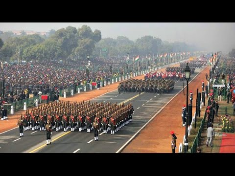 Republic Day Parade | 26th January 2017 | VLOG 1