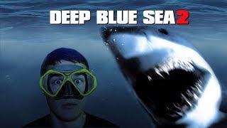 Треш Обзор Фильма Глубокое Синее Море 2