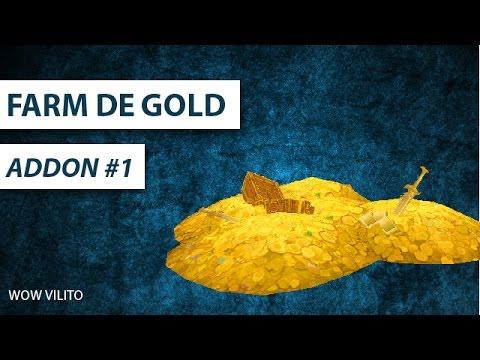 Farm de Gold - Addon Undermine Journal