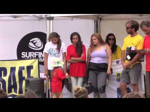 Victorian Koori Surf Title Winners Announced