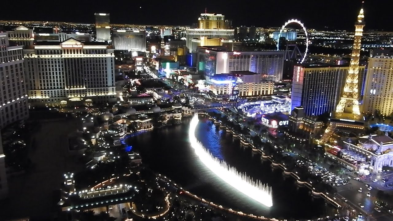Cosmopolitan Las Vegas Terrace One Bedroom Fountain View cosmopolitan las vegas - terrance studio fountain view best view