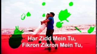 Tu Hi Hai Aashiqui Song Arijit Singh & Palak Muchhal (Lyrics On Screen)