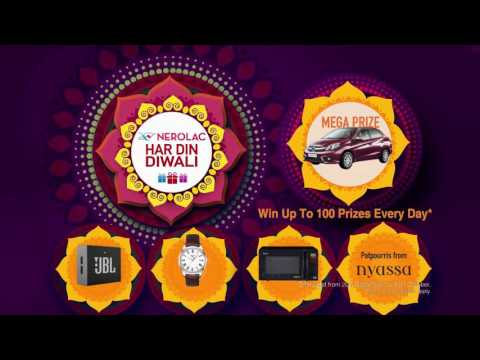 Nerolac Har Din Diwali Offer