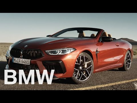 The first-ever BMW M8 Coupe and Convertible. Official Launch Film.