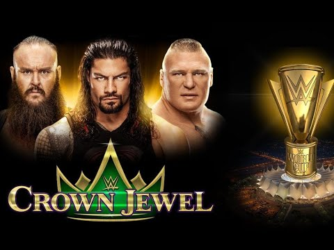HUGE WWE Saudi Arabia Update: Crown Jewel PPV Announced, World Cup & More