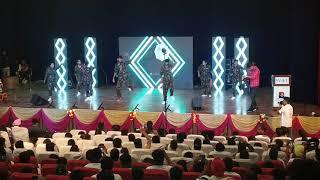 Dancers: Ryan Gunjesh Vinay dazzler Neha Kanchan Aashish Nitika Kaj...