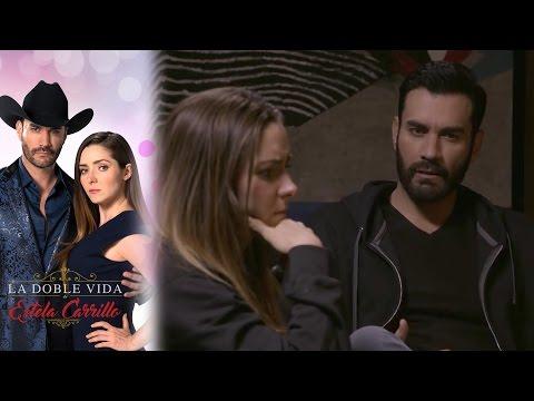Laura y Ryan descubren el secreto de 'El Dorado'   La doble vida de Estela Carrillo - Televisa
