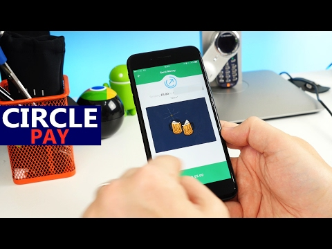 Circle Pay - Send money easily and quickly