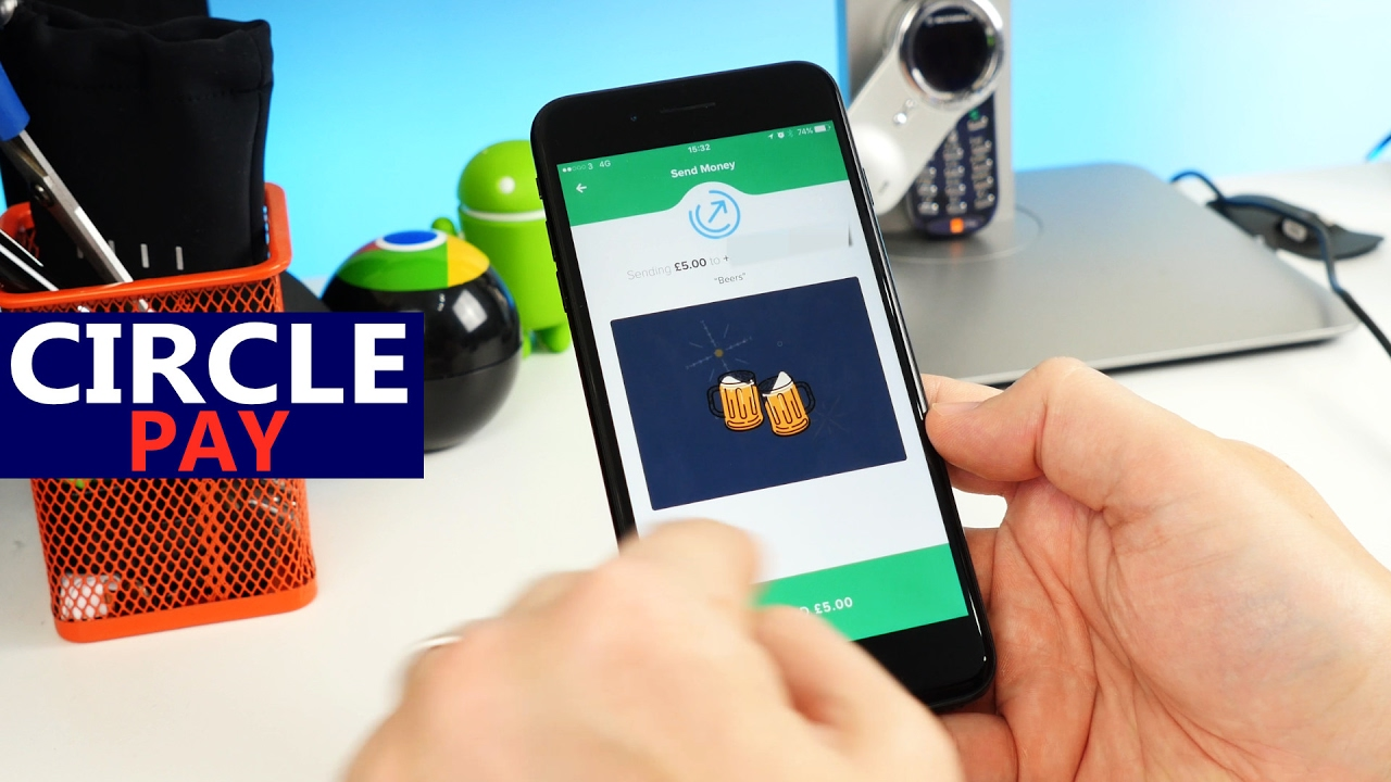 Circle Pay Send Money Easily And Quickly