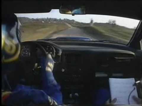 colin mcrae onboard  97 australia and  98 portugal youtube