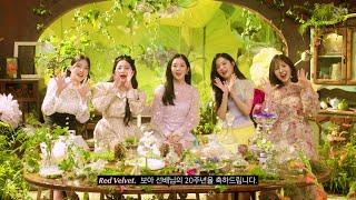 [STATION/Our Beloved BoA #4] Red Velvet 레드벨벳 Interview #비하인더스테이션