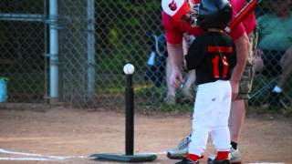 2012 East Surry Little League Orioles Let them be Little