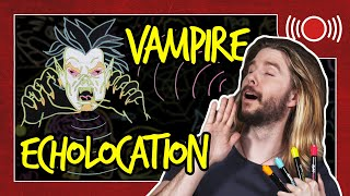 MORBIUS and Human Echolocation | Because Science Live!