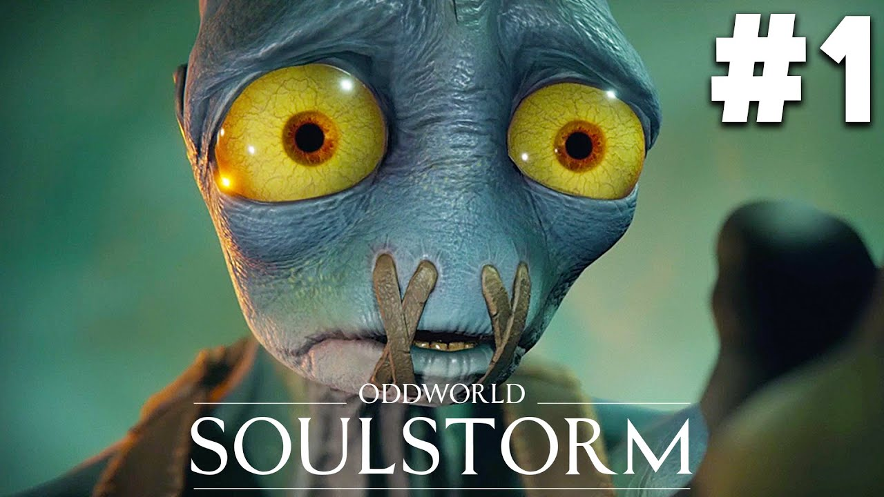 Download ODDWORLD SOULSTORM PS5 Gameplay Walkthrough Part 1 - FIRST TWO LEVELS