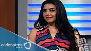En compañía de... Graciela Beltrán  02/08/15