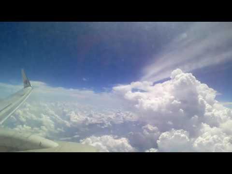 Malaysia Airlines MH1396 Full Flight from Kuala Lumpur/KUL to Kota Bharu/KBR (GOQ F60R Sport Camera)