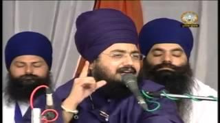 sant ranjit singh dhadrian wale 2012  katha and kirtan (no 2)
