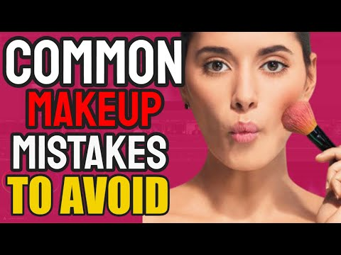 Makeup Tips: 10 Minutes Quiz on 13 Common Makeup Mistakes to Avoid!