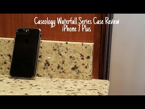 sports shoes 4ff3e e5eed iPhone 7 Plus Caseology Waterfall Series Case Review!