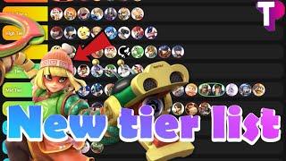 Smash ultimate tier list (patch 8.0.0)