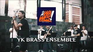 Gambar cover YK BRASS ENSEMBLE x OM WAWES - Tetep Neng Ati