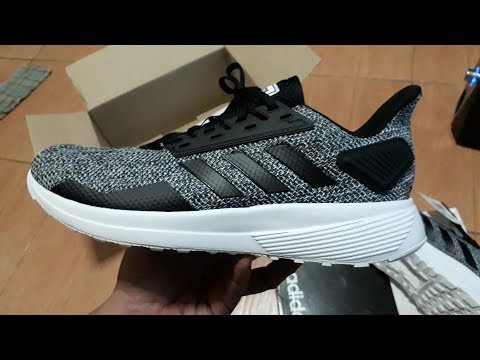 7a33b37d2 Unboxing Review sneakers Adidas Duramo 8 M BA8080 sepatu keren. My adidas  shoes