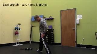 Black Belt Workout #22: Pre-workout Warm-Up #1