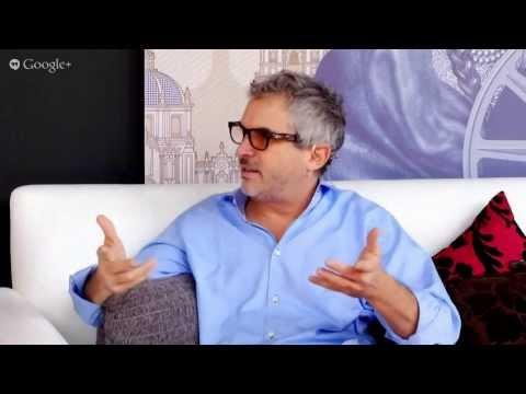 Alfonso Cuarón: Google Hangout