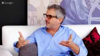 Repeat youtube video Alfonso Cuarón: Google Hangout