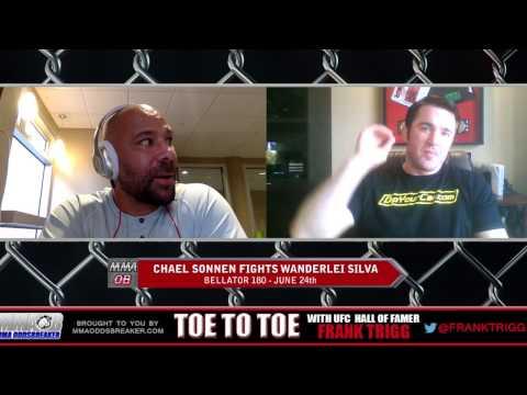 Frank Trigg interviews Bellator 180's Chael Sonnen