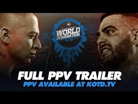 KOTD - #WDVIILA PPV Trailer   www.KOTD.tv