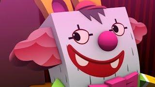 Трейлер - ЙОКО - Цирк, Цирк, Цирк! - Веселые мультики детям