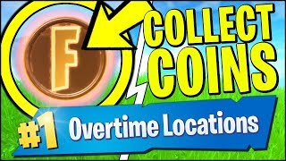 COLLECT COINS IN FEATURED CREATIVE ISLANDS, MOTEL OR AN RV PARK (Fortnite OVERTIME Challenges)