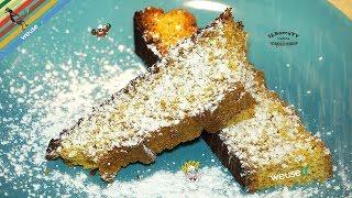 274 - Pan giallo...col vin santo è uno sballo! (dolce tradizionale facile e veloce da preparare)