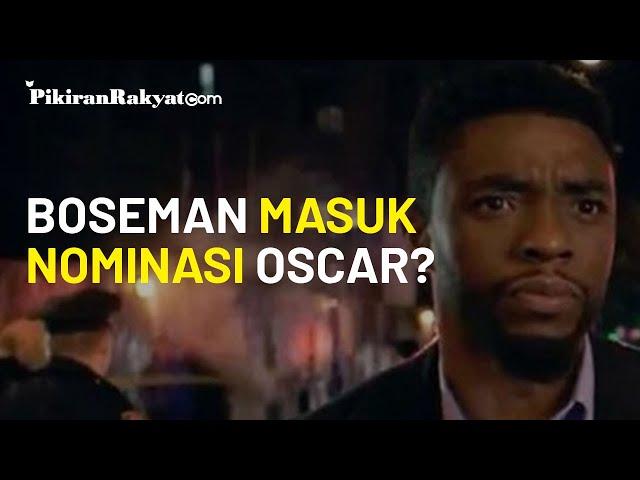Meski Berstatus Telah Wafat, Netflix Tetap Calonkan Chadwick Boseman untuk Masuk Nominasi Oscar