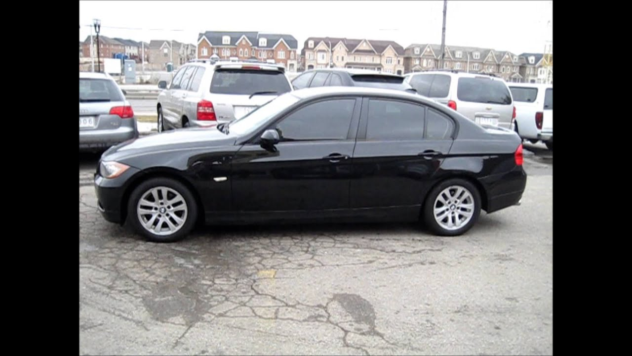 sold used preowned 2006 bmw 325i black x69685 for sale. Black Bedroom Furniture Sets. Home Design Ideas
