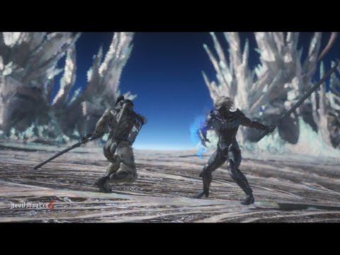 Raiden vs Jetstream Sam | Devil May Cry 5 |