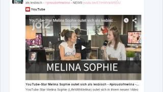 Coming out von Melina Sophie.. und von mir - Kuchen Talks #97