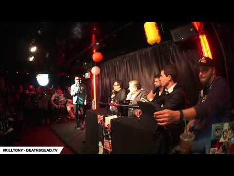 Kill Tony #140 (Joey Diaz, Jeff Garlin, Steve Rannazzisi)